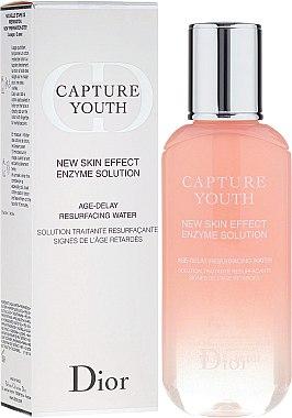 Solution traitante resurfaçante, signes de l'âge retardés - Dior Capture Youth New Skin Effect Enzyme Solution