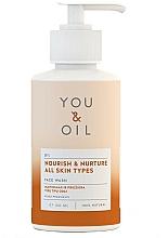 Parfums et Produits cosmétiques Soin nettoyant à l'eau de lavande pour visage - You & Oil Nourish & Nurture Face Wash
