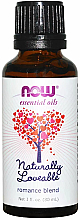 Parfums et Produits cosmétiques Mélange d'huiles essentielles - Now Foods Essential Oils Naturally Loveable Oil Blend
