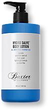 Parfums et Produits cosmétiques Lotion à l'huile de graines de coriandre pour corps, Agrumes et Musc aux herbes - Baxter of California Hydro Salve Body Lotion