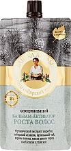 Parfums et Produits cosmétiques Après-shampooing activateur de pousse - Les recettes de babouchka Agafia