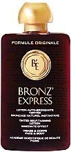 Parfums et Produits cosmétiques Lotion autobronzante pour visage et corps - Academie Bronz'Express Lotion