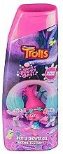 Parfums et Produits cosmétiques Gel douche et bain pour enfants - Corsair Trolls Bath&Shower Gel