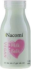 Parfums et Produits cosmétiques Lait de bain à la mangue - Nacomi Milk Bath Mango