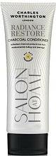 Parfums et Produits cosmétiques Après-shampooing au charbon actif - Charles Worthington Radiance Restore Charcoal Conditioner