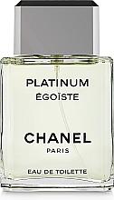 Parfums et Produits cosmétiques Chanel Egoiste Platinum - Eau de toilette