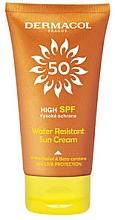 Parfums et Produits cosmétiques Crème solaire waterproof au D-panthénol - Dermacol Sun Water Resistant Cream SPF50