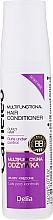 Parfums et Produits cosmétiques Après-shampooing à la kératine - Delia Cameleo Liquid Keratin Curly Hair