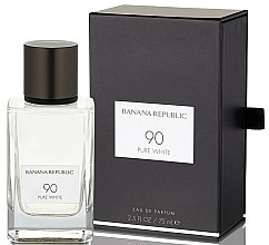 Parfums et Produits cosmétiques Banana Republic 90 Pure White - Eau de Parfum