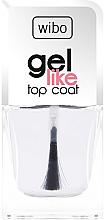 Parfums et Produits cosmétiques Top coat effet gel sans lampe - Wibo Gel Like Top Coat