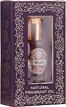 Parfums et Produits cosmétiques Song Of India Myrrh - Huile parfumée naturelle