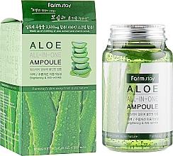 Parfums et Produits cosmétiques Sérum en ampoule à l'extrait d'aloe vera - FarmStay Aloe All-In-One Ampoule