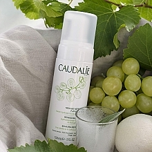 Mousse nettoyante au raisin et sauge pour le visage - Caudalie Cleansing & Toning Instant Foaming Cleanser — Photo N5