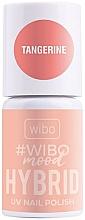 Parfums et Produits cosmétiques Vernis à ongles hybride - Wibo Mood Hybrid UV Nail Polish