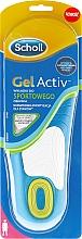 Semelles pour chossures sportifs - Scholl Gel Activ Insole Sport Woman — Photo N2