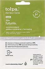 Parfums et Produits cosmétiques Masque nettoyant à la boue minérale 30+ - Tolpa Dermo Face Futuris 30+