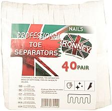 Parfums et Produits cosmétiques Séparateurs d'orteils - Ronney Professional Toe Separators