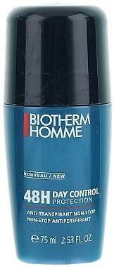 Déodorant roll-on longue durée - Biotherm Day Control Deodorant Roll-On 50ml