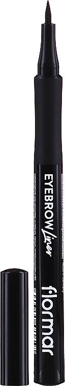 Feutre à sourcils waterproof - Flormar Eyebrow Liner