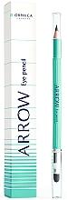 Parfums et Produits cosmétiques Crayon yeux avec applicateur - Orphica Arrow Eye Pencil