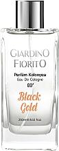 Parfums et Produits cosmétiques Giardino Fiorito Black Gold - Eau de Cologne