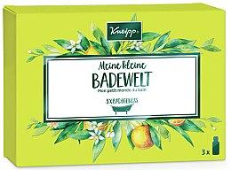 Parfums et Produits cosmétiques Kit soins de bain - Kneipp Set (huiles de bain/3 x 20ml)