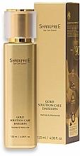 Parfums et Produits cosmétiques Émulsion à l'extrait d'or pour visage - Shangpree Gold Solution Care Emulsion