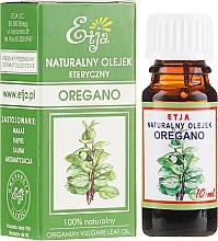 Parfums et Produits cosmétiques Huile essentielle d'origan 100% naturelle - Etja Natural Origanum Vulgare Leaf Oil