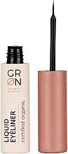 Parfums et Produits cosmétiques Eyeliner liquide - GRN Liquid Eyeliner Black Tourmaline