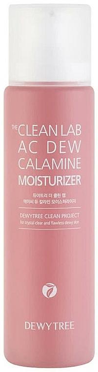 Crème à la calamine pour visage - Dewytree The Clean Lab AC Dew Calamine Moisturizer — Photo N1