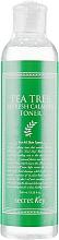 Parfums et Produits cosmétiques Lotion tonique à l'eau de feuille d'arbre à thé - Secret Key Tea Tree Refresh Calming Toner