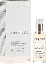 Parfums et Produits cosmétiques Concentré énergisant du réveil et anti-âge - Orlane Anagenese 25+ Morning Concentrate First Time-Fighting Serum