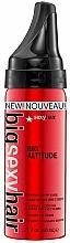 Mousse coiffante brushing - SexyHair BigSexyHair Big Altitude Bodifying Blow Dry Gel — Photo N1