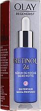 Parfums et Produits cosmétiques Sérum de nuit à l'extrait de raisin pour visage - Olay Regenerist Retinol24 Night Serum