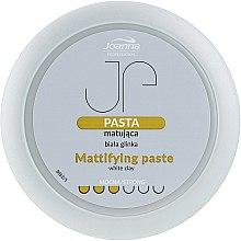 Parfums et Produits cosmétiques Pâte coiffante à l'argile blanche fixation forte - Joanna Professiona Mattifying Paste