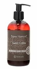 Crème pour mains Café sucré - Barwa Harmony Sweet Coffee Nourishing Hand Cream — Photo N1