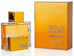 Parfums et Produits cosmétiques Loewe Solo Loewe Absoluto - Eau de Toilette