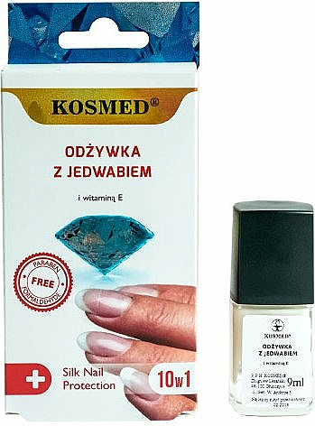 Durcisseur ongles - Kosmed Silk Nail Conditioner