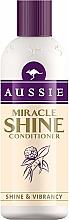 Parfums et Produits cosmétiques Après-shampooing à l'extrait de ginseng australien - Aussie Miracle Shine Conditioner