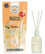 Parfums et Produits cosmétiques Bâtonnets parfumés, Fleur d'oranger - La Casa de Los Aromas Mikado Reed Diffuser