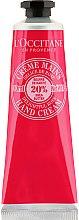 Parfums et Produits cosmétiques Crème au beurre de karité pour mains et ongles - L'Occitane Roses et Reines Hand & Nail Cream