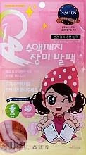 Parfums et Produits cosmétiques Patchs détoxifiants pour pieds - Pilaten Nursing Rose Foot Patch