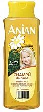 Parfums et Produits cosmétiques Shampooing à l'extrait de camomille - Anian Chamomille Childrens Shampoo