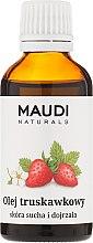 Parfums et Produits cosmétiques Huile de fraise - Maudi