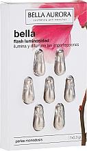 Parfums et Produits cosmétiques Capsules à l'extrait de plancton pour visage - Bella Aurora Flash Luminosity Facial Treatment
