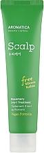 Parfums et Produits cosmétiques Masque régénérant à l'extrait de romarin pour cheveux - Aromatica Rosemary 3-in-1 Scalp Treatment