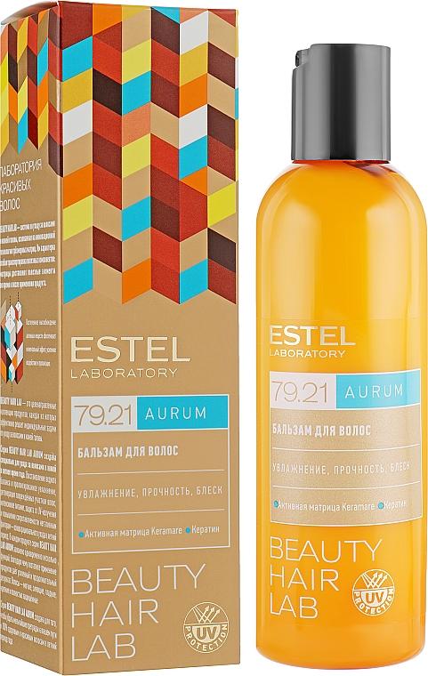 Après-shampooing hydratant à la keratine - Estel Beauty Hair Lab 79.21 Aurum