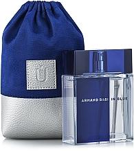 Parfums et Produits cosmétiques Pochette universelle bleue pour parfum Perfume Dress, (15 x 10 x 6 cm) - MakeUp