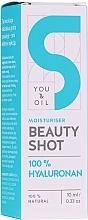 Parfums et Produits cosmétiques Sérum à l'acide hyaluronique pour visage - You and Oil Beauty Shot Hyaluronic Acid