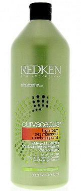 Shampooing léger révitalisant - Redken Curvaceous Hi-Foam Shampoo — Photo N1